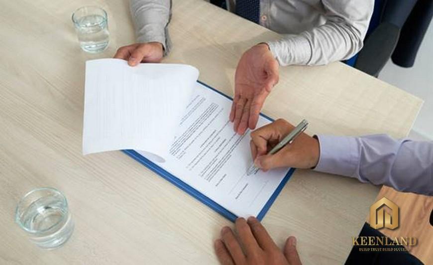 Mẫu giấy ủy quyền sử dụng đất