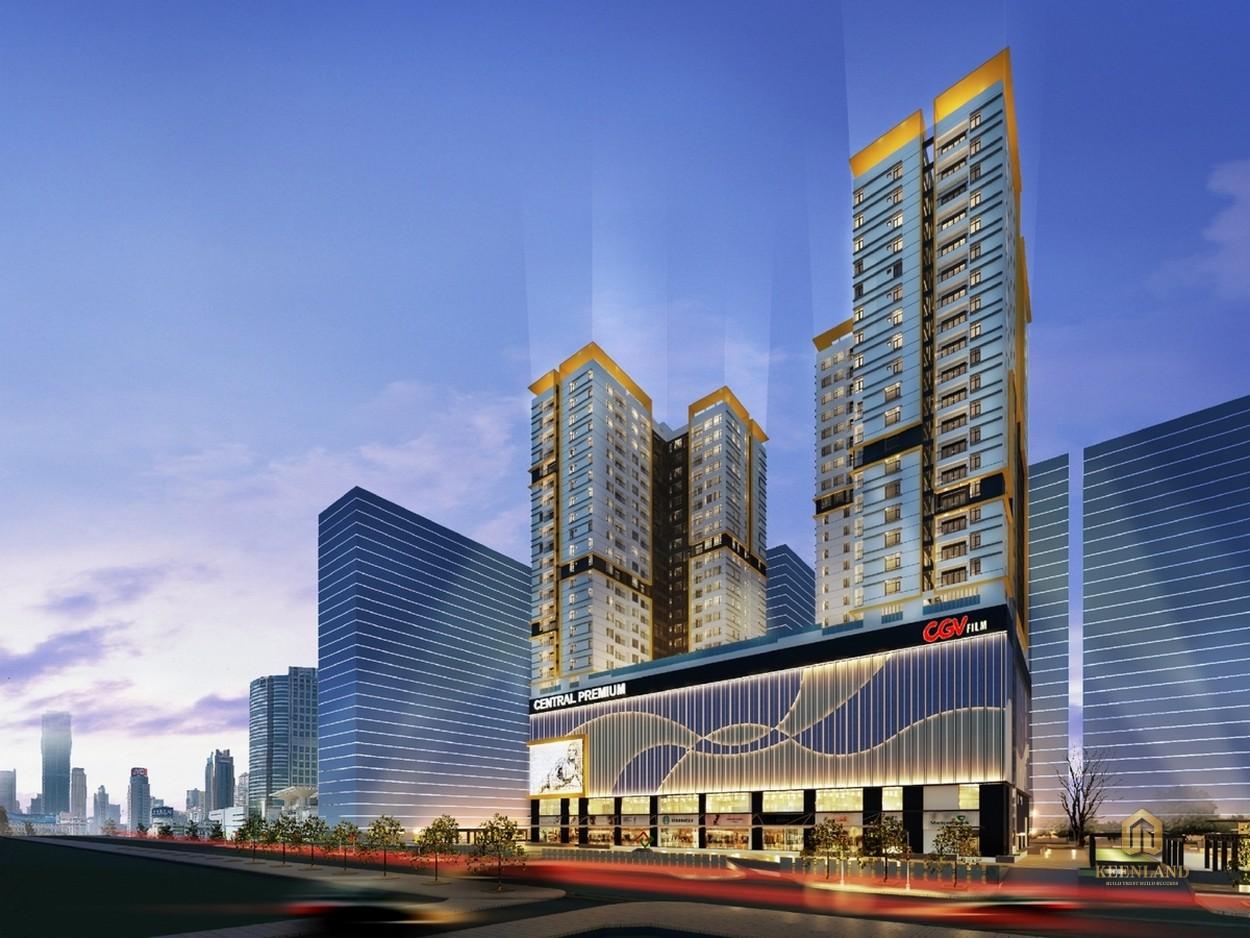 Mua bán cho thuê dự án căn hộ Central Premium Quận 8