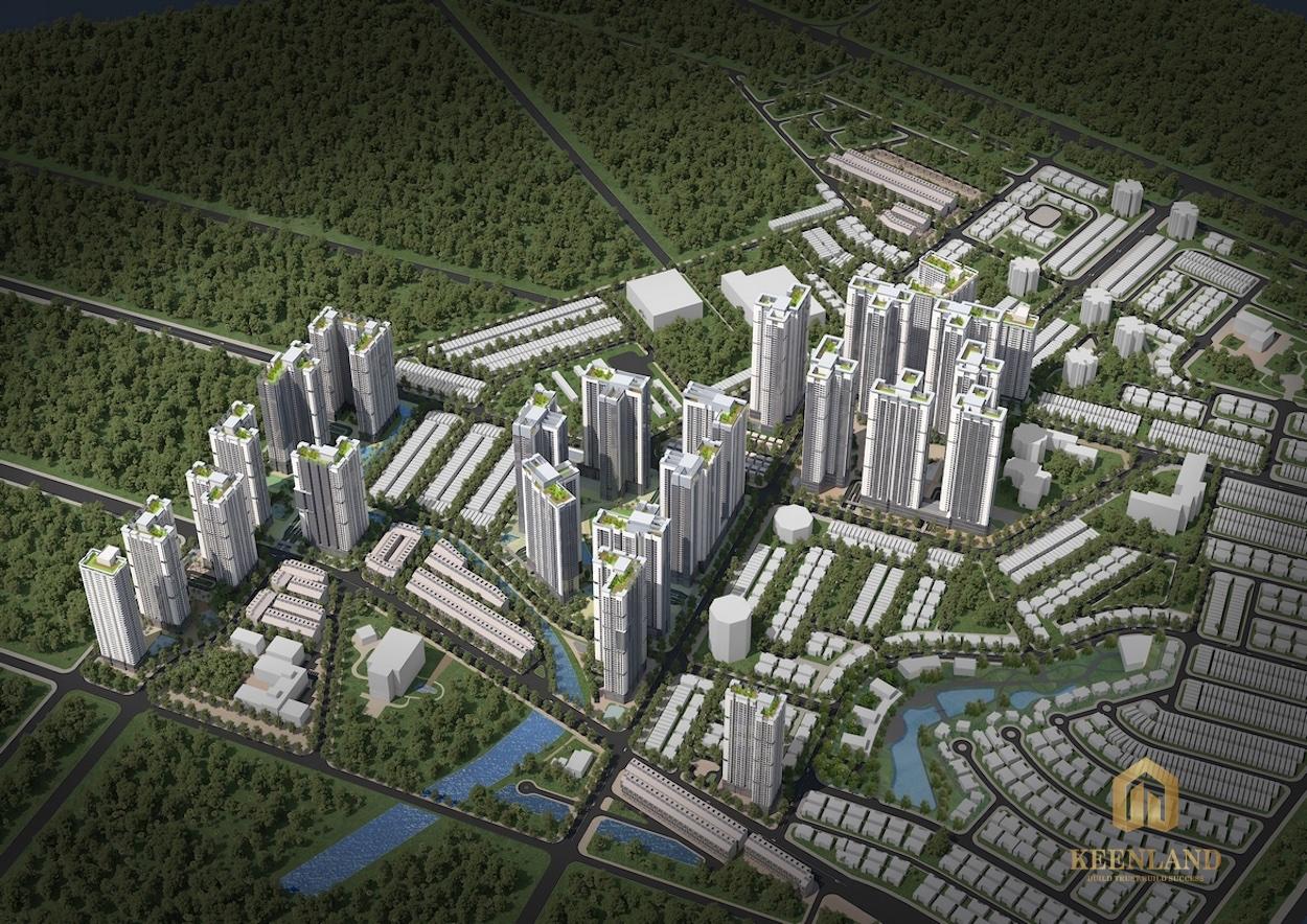 Căn hộ chung cư Quận 2 - Dự án Lamian City