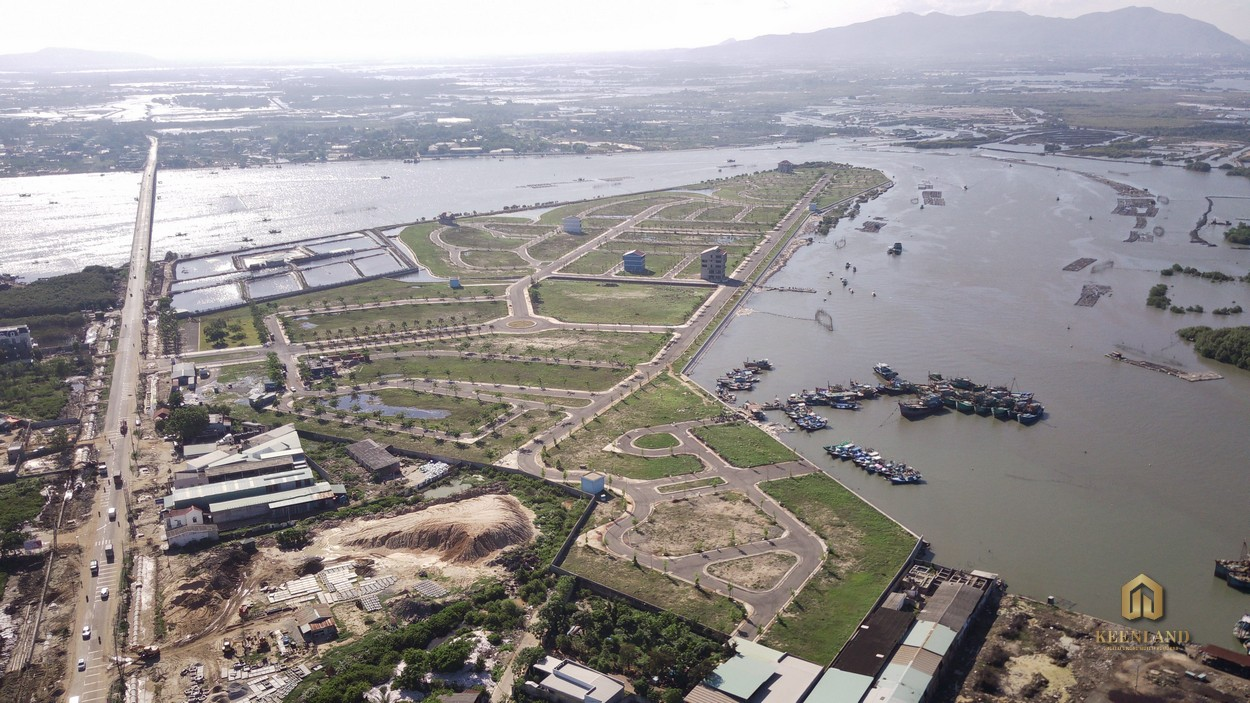 Tiến độ xây dựng dự án Marine City Vũng Tàu 06/2021