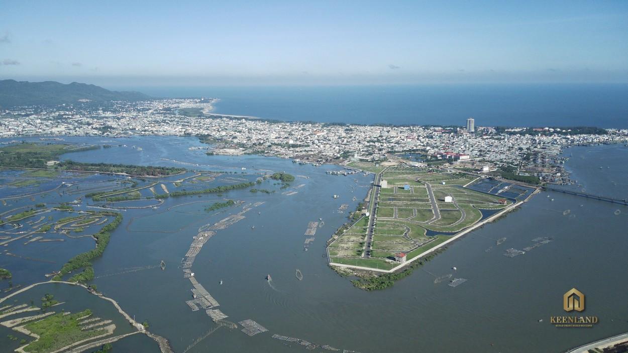 Hình ảnh thực tế dự án Marine City Vũng Tàu cập nhật 06/2021