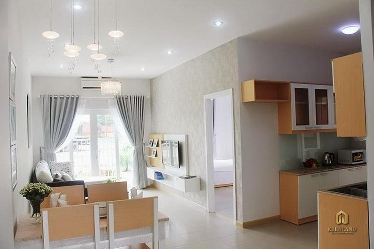 Mua bán cho thuê dự án căn hộ chung cư Bộ Công An Quận 2