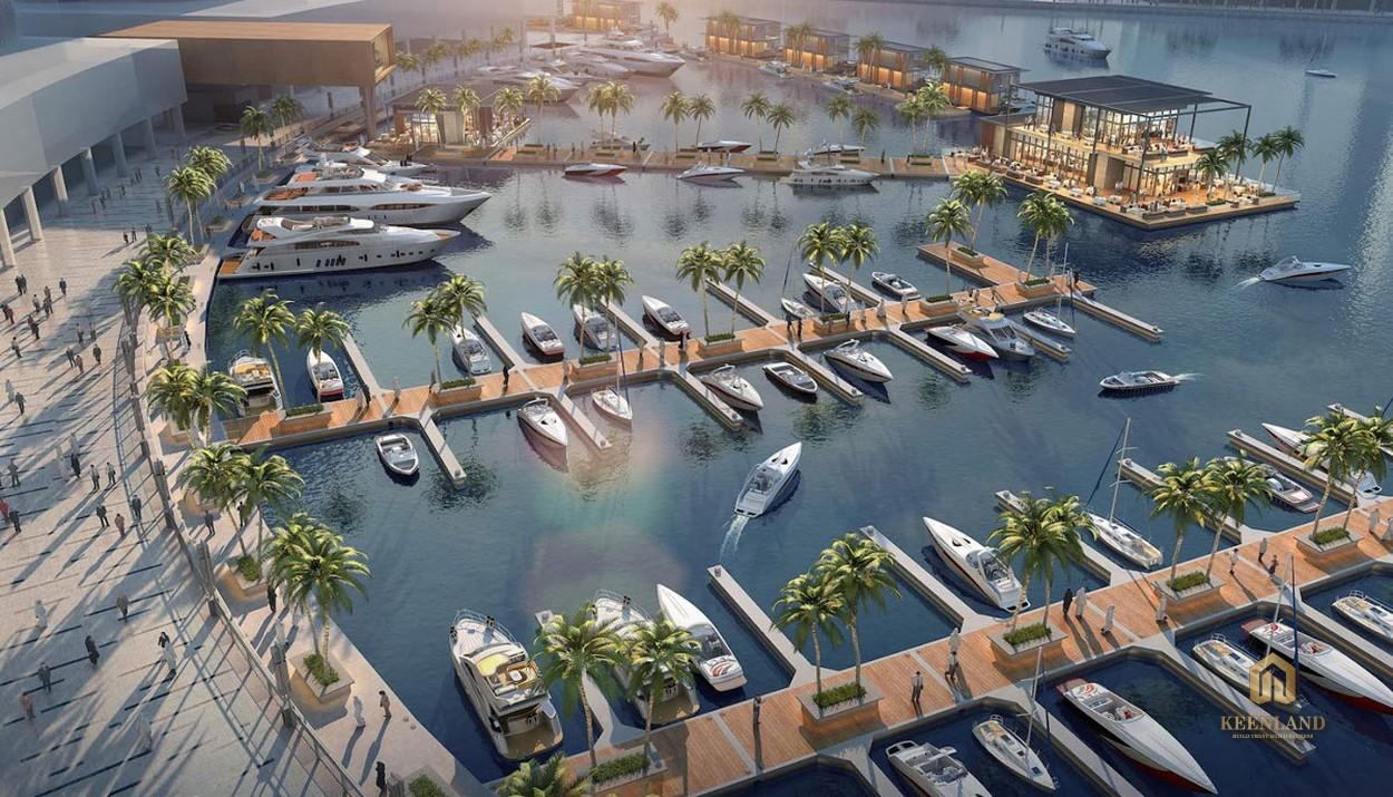 Mua bán cho thuê dự án Marine City Vũng Tàu