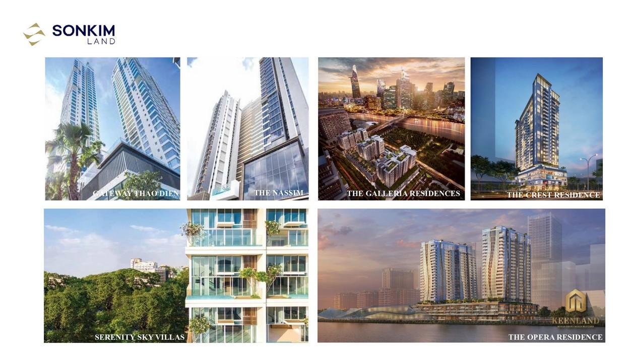 Dự án được triển khai bởi Sơn Kim Land
