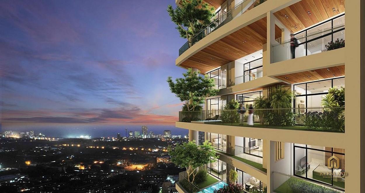 Mua bán cho thuê dự án khu phức hợp The 9 Stellars Quận 9