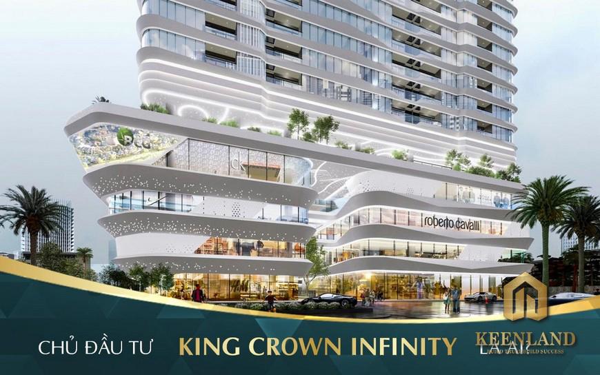 Pháp lý dự án căn hộ King Crown Infinity