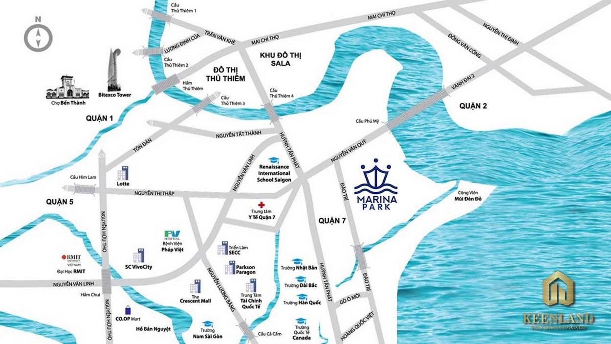 Marina Park Quận 7