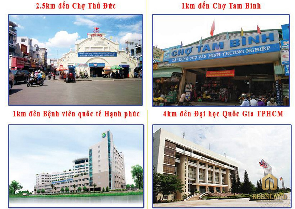Saigon Avenue Thủ Đức