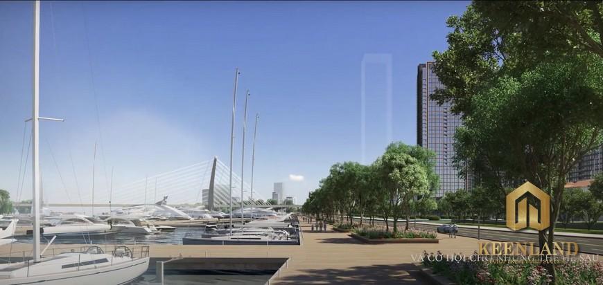 Giá bán dự án căn hộ Grand Marina