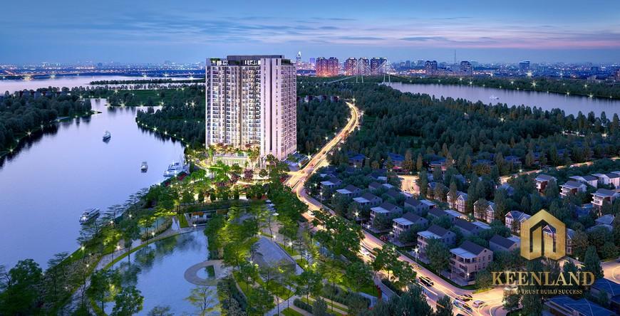 Giá bán dự án căn hộ Thủ Thiêm Dragon