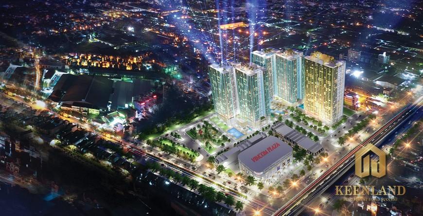 Lý do nên mua dự án căn hộ Charm City