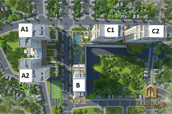 Mặt Bằng Căn Hộ Tropic Garden Quận 2 Update 2021