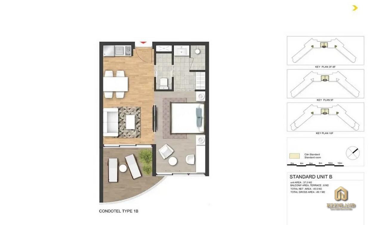 Mua bán cho thuê dự án Biệt thự nghỉ dưỡng Ixora Hồ Tràm By Fusion
