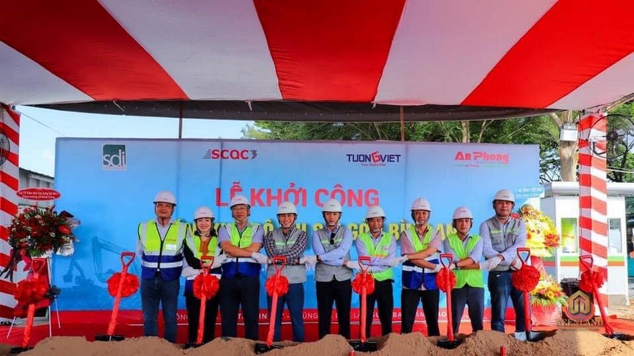 Mua bán dự án căn hộ Khu đô thị Him Lam City Quận 2