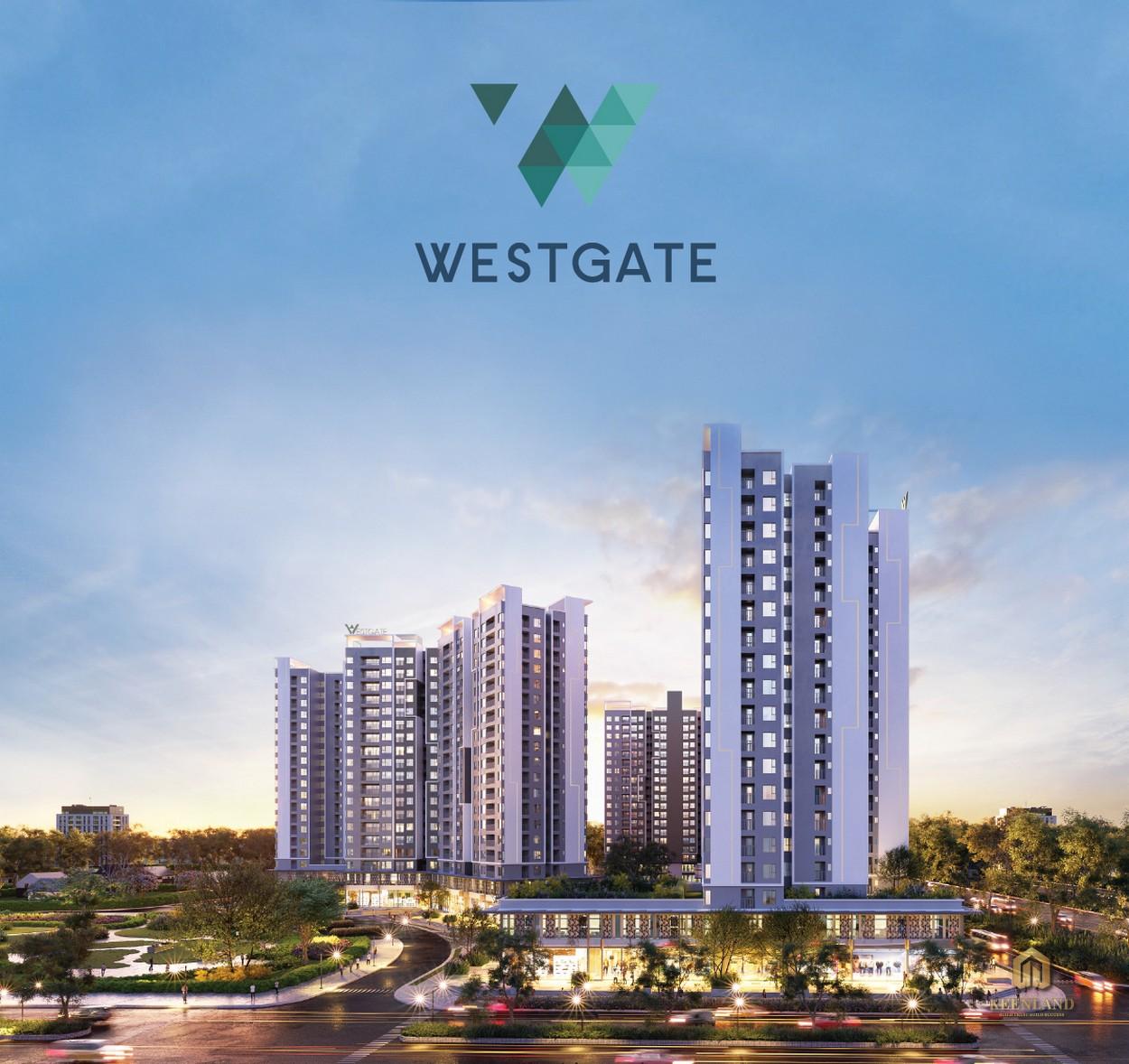 Mua bán cho thuê dự án West gate