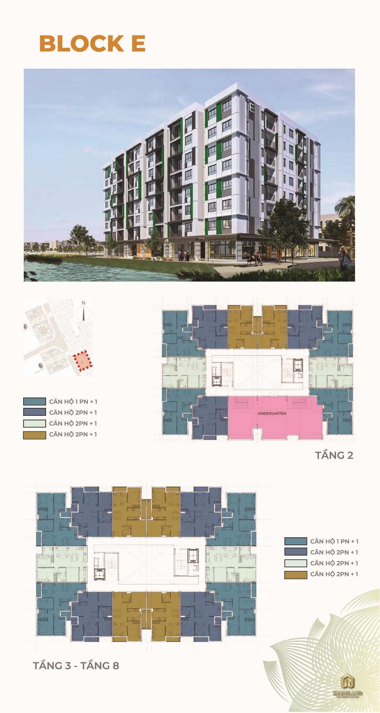 Mua bán cho thuê dự án Dragon E-Home Quận 9