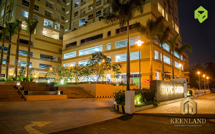 Ngân hàng bảo lãnh dự án căn hộ Tropic Garden