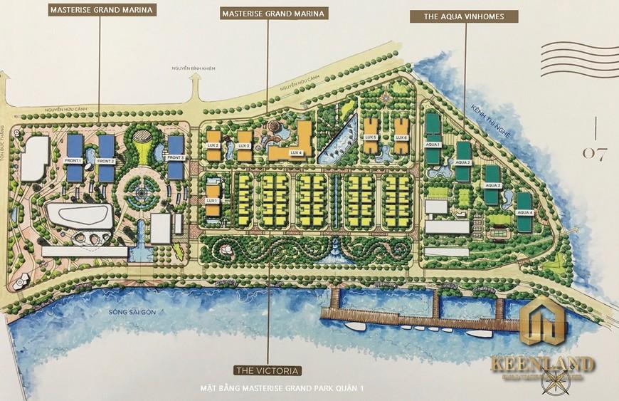 Phương thức thanh toán dự án Grand Marina