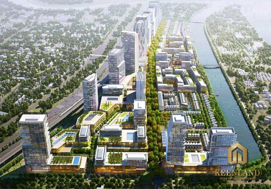 Quy hoạch thành phố Thủ Đức