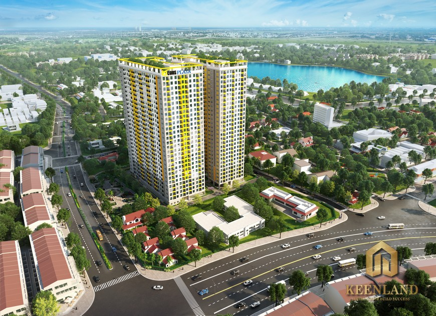 Tiến độ xây dựng dự án Bcons Plaza Tháng 3 Năm 2021