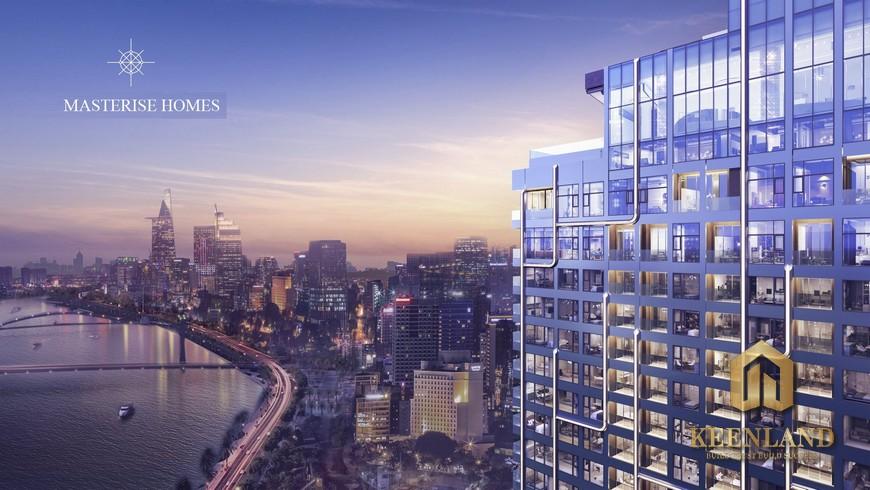 Vị trí dự án căn hộ Grand Marina