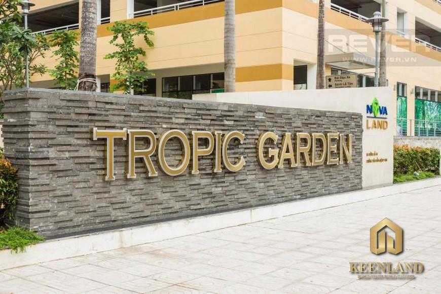 Vị Trí Dự Án Căn Hộ Tropic Garden Quận 2