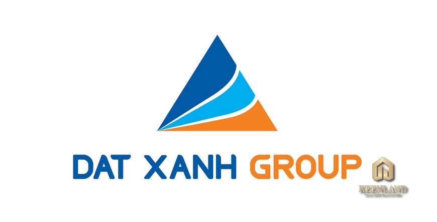 Logo chủ đầu tư Đất Xanh