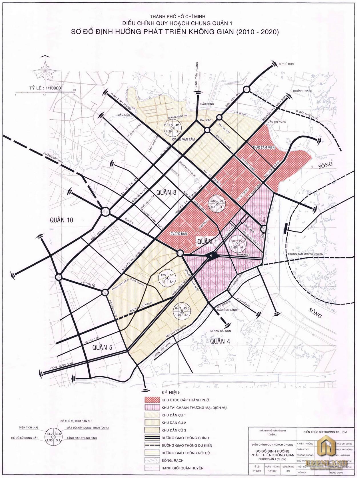 Chung cư Quận 1