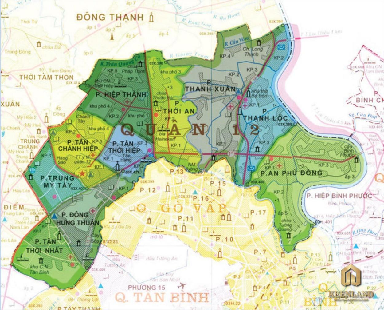 Chung cư Quận 12