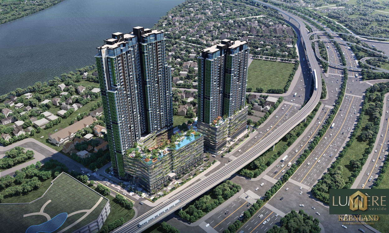 Dự án căn hộ Masterise Lumiere Riverside | Masterise Homes