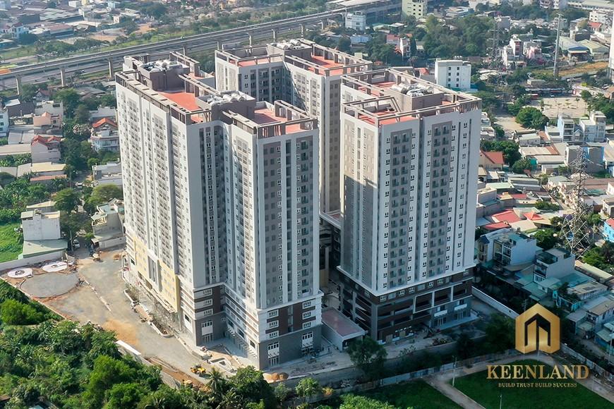 Giá bán căn hộ Lavita Charm