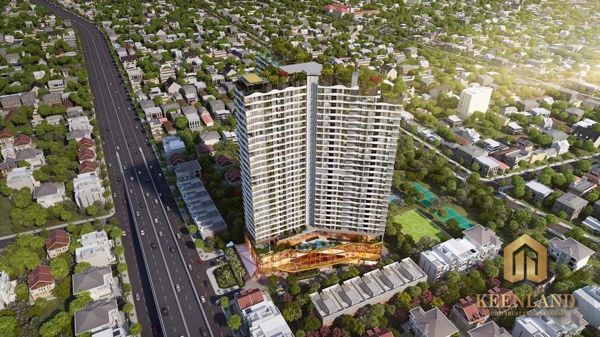 Giá bán dự án căn hộ D Homme