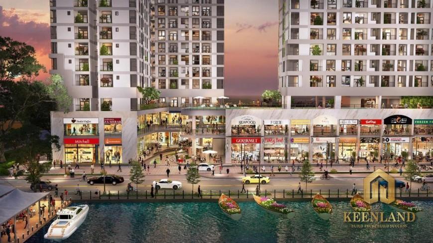 Lý do nên mua dự án căn hộ D Aqua