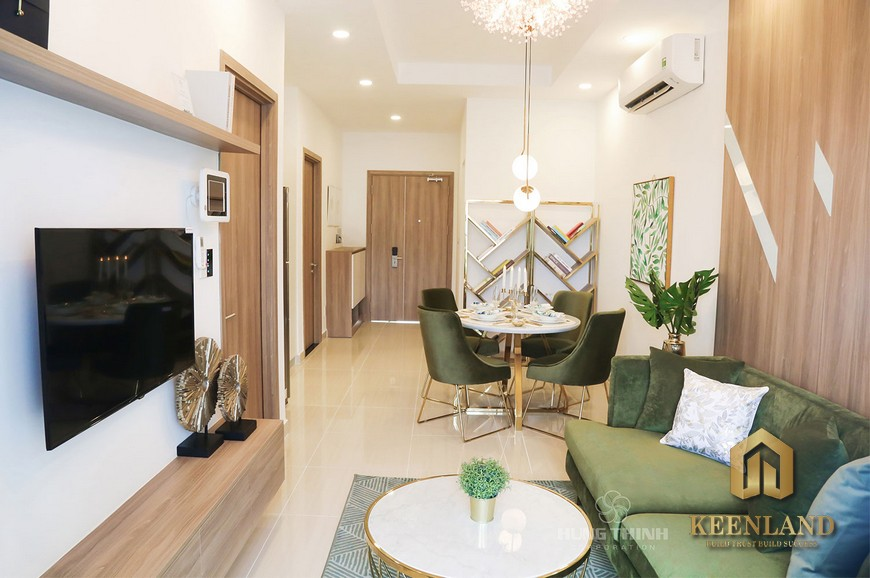 Mặt bằng và thiết kế căn hộ Lavita Charm
