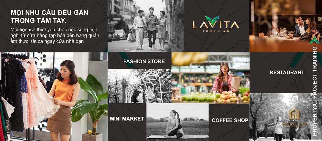 Mua bán cho thuê dự án căn hộ Lavita Thuận An