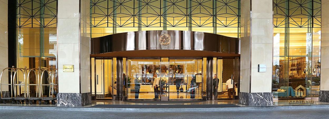 Khách sạn quốc tế Caravelle