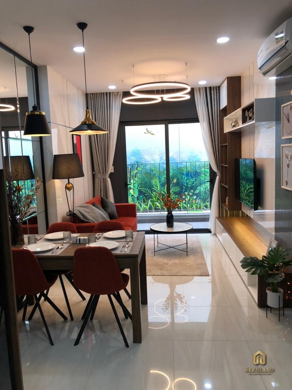 Nhà mẫu căn hộ Bcons Sala Dĩ An Bình Dương