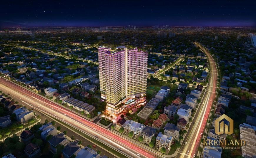 Pháp lý dự án căn hộ D Homme Quận 6