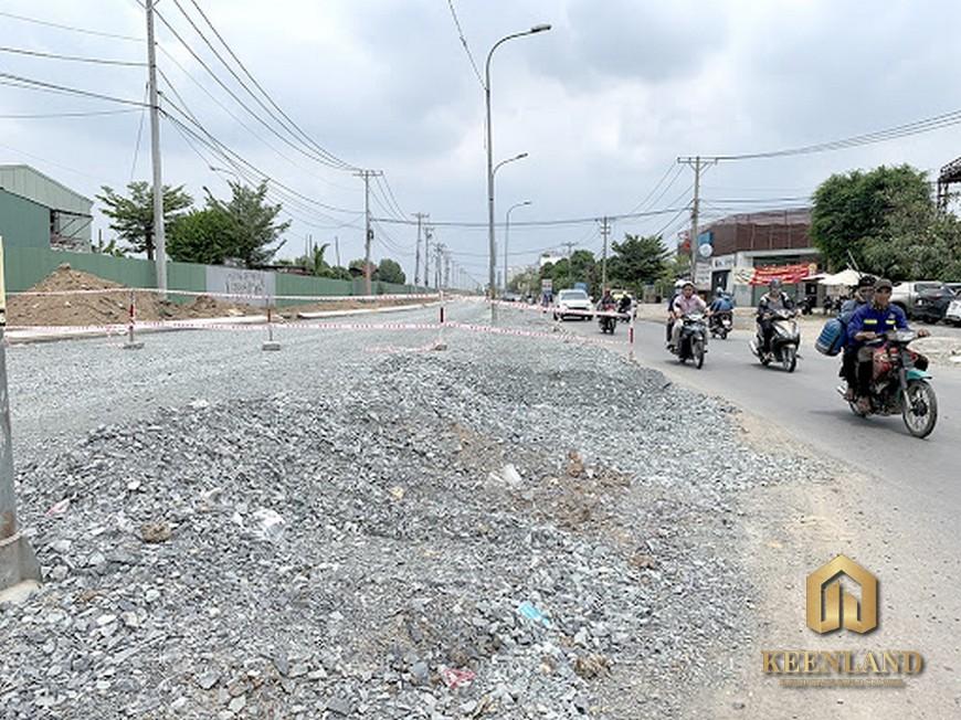 Quy hoạch đường Đỗ Xuân Hợp