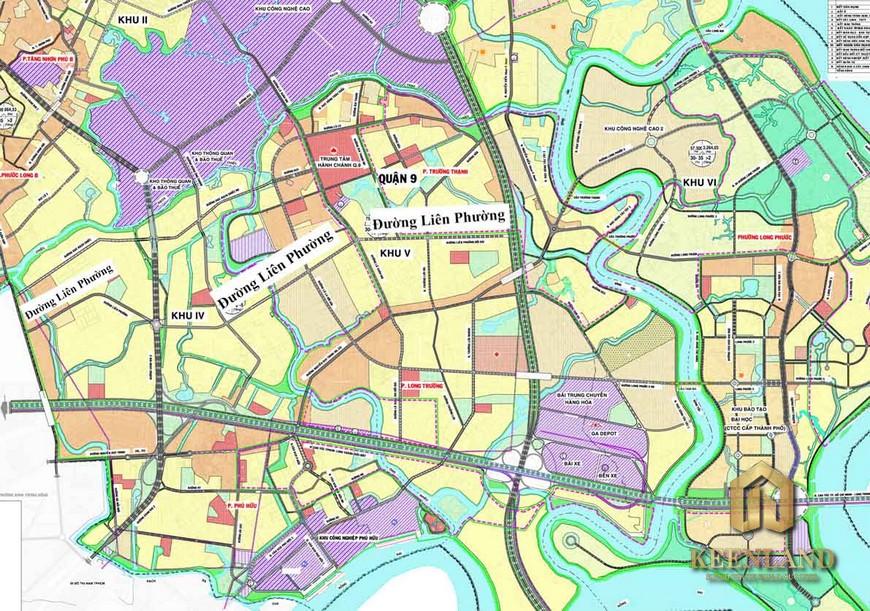 Quy hoạch mở rộng đường Liên Phường