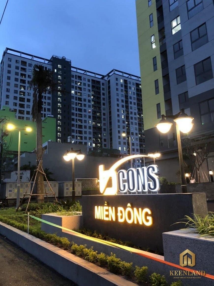 Tiến độ xây dựng Bcons Miền Đông tháng 4