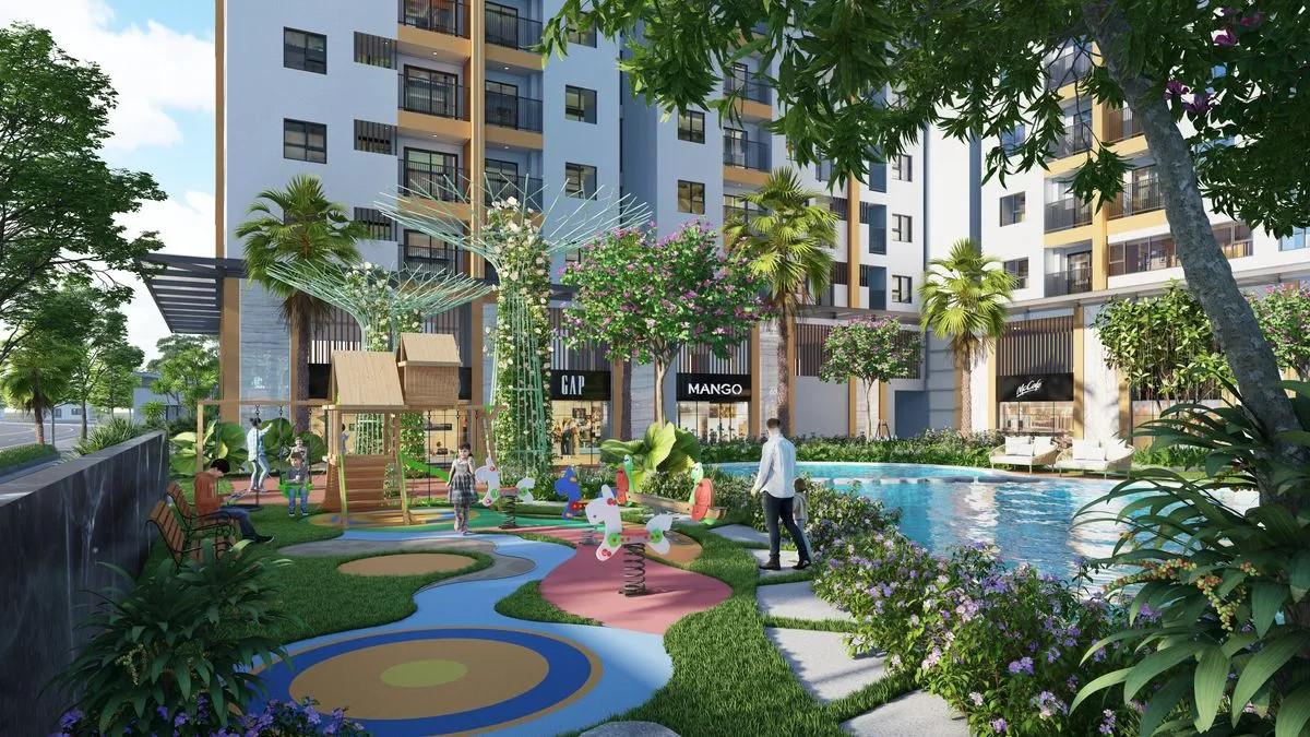 Tiện ích nội khu Tecco Felice Homes Thuận An