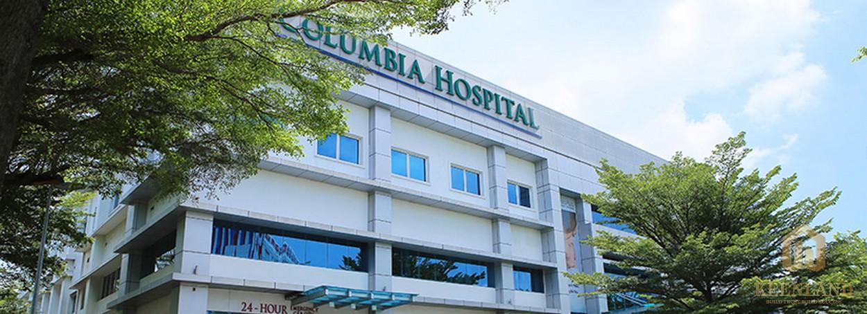 Bệnh viện quốc tế Columbia Asia, Bình Dương