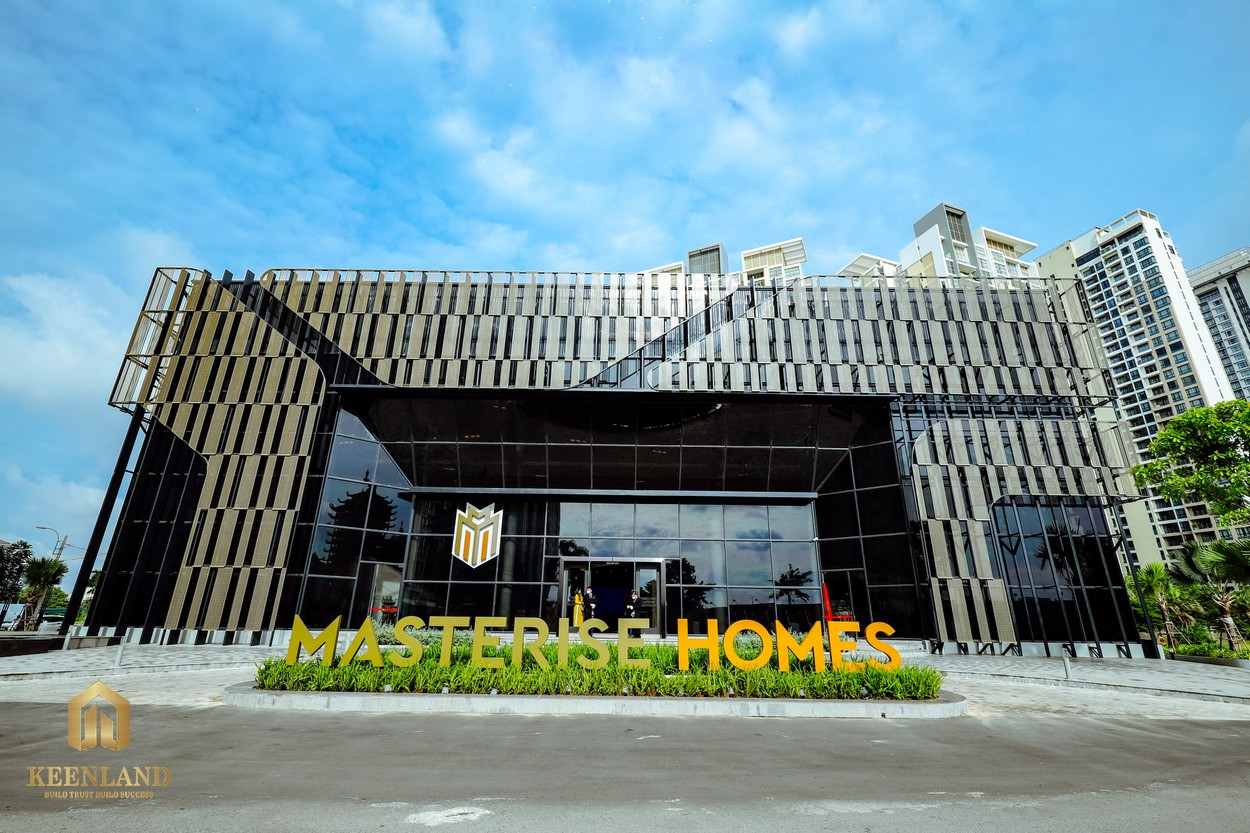 Khu nhà mẫu chủ đầu tư Masterise Homes Update 2021