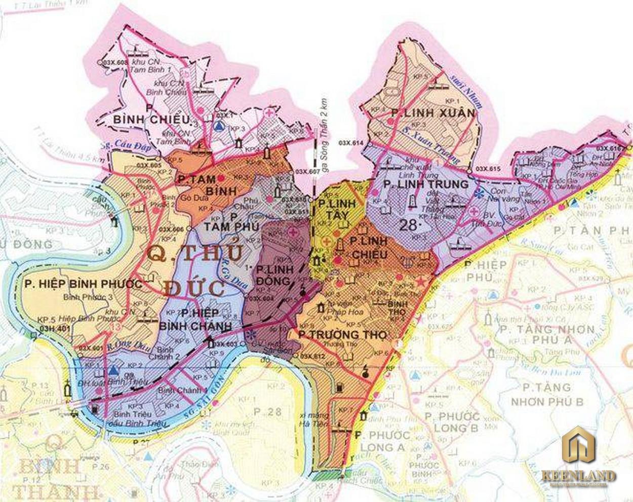Chung cư Quận Thủ Đức
