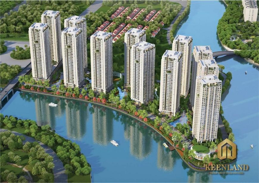 Giá bán dự án căn hộ Gem Riverside