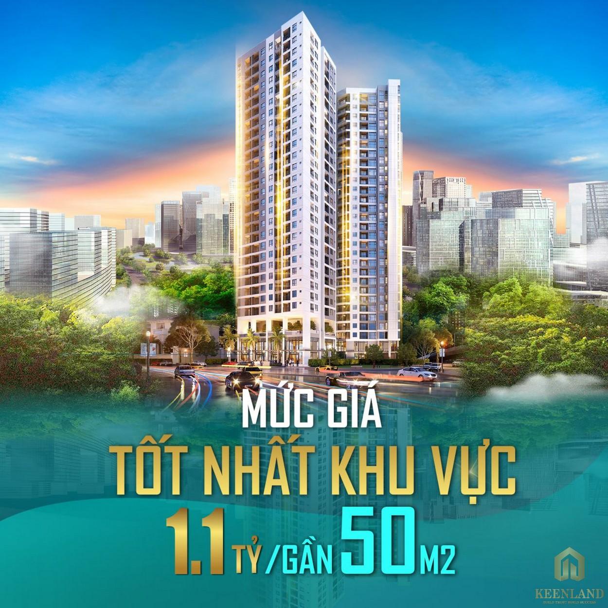 Dự án căn hộ Honas Residence với mức giá cạnh tranh nhất hiện nay