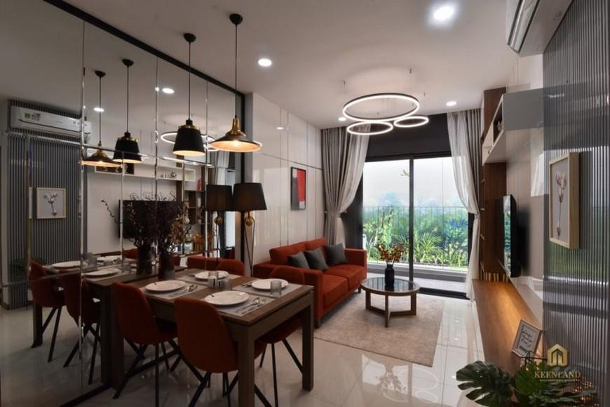 Nội thất căn hộ - Lý do nên mua căn hộ Bcons Sala Dĩ An