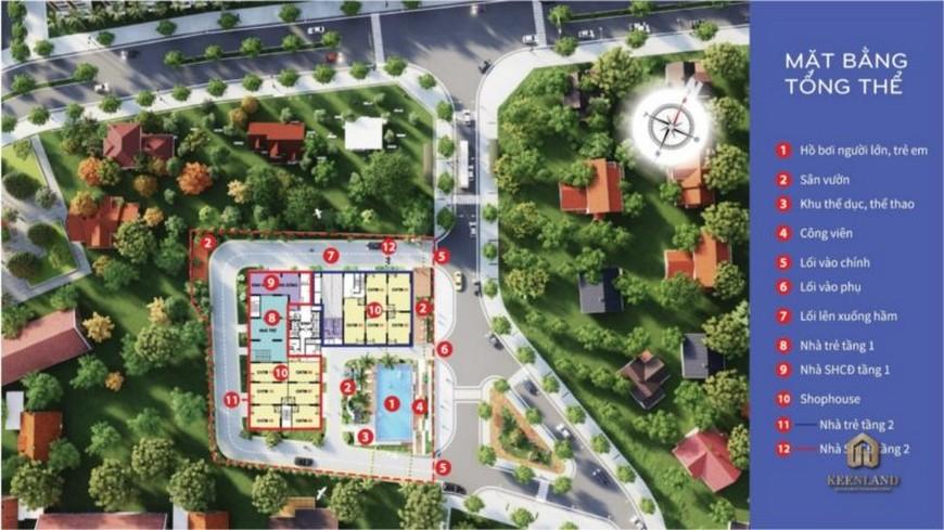 Tiện ích nội khu - Lý do nên mua căn hộ Bcons Sala Dĩ An
