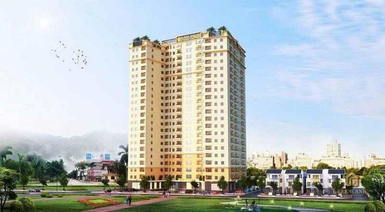 Dự án căn hộ Tecco Tower - Chủ đầu tư Tecco Group